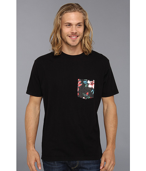 O'Neill - El Capitan Tee (Black) Men's T Shirt