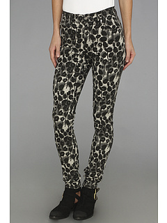 SALE! $31.99 - Save $58 on Cheap Monday Second Skin Jean in Trash Leopard (Trash Leopard) Apparel - 64.46% OFF $90.00