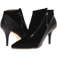 L.A.M.B. Levy (Black Suede) Footwear
