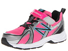 New Balance Kids KA554 (Little Kid/Big Kid) (Blue/Pink)