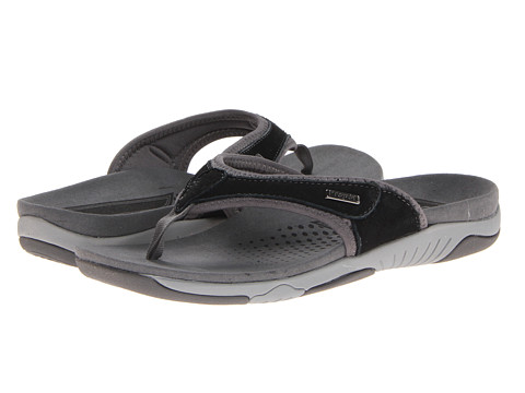Propet - Hartley (Black/Silver) Women's Sandals