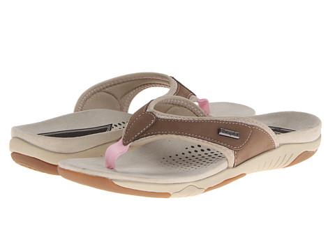 Propet - Hartley (Gunsmoke/Pink) Women's Sandals