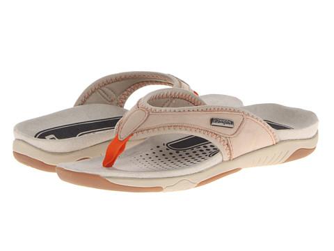 Propet - Hartley (Dusty Taupe/Orange) Women's Sandals