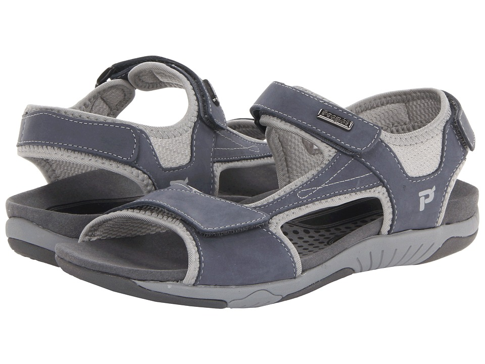 Propet - Helen (Denim/Silver) Women's Sandals