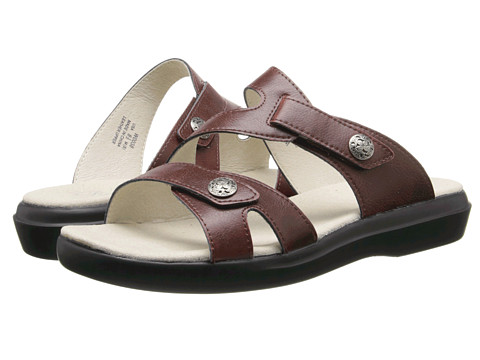 Propet - St. Lucia (Chestnut) Women's Sandals