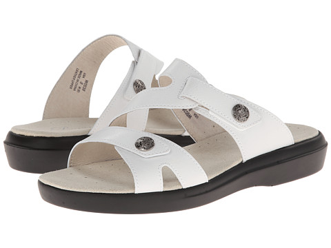 Propet - St. Lucia (White) Women's Sandals