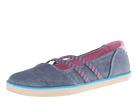 Acorn - Crossroad Moc (Indigo) - Footwear