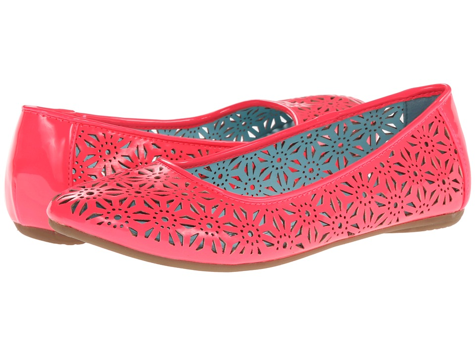 Kenneth Cole Reaction Kids May To Side Girls Shoes (Pink)