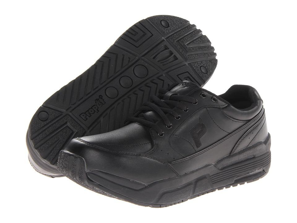 Propet - Sanford (Black) Men's Lace up casual Shoes