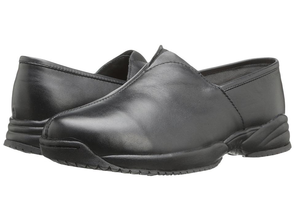 Propet - Mya (Black) Women's Slip on Shoes