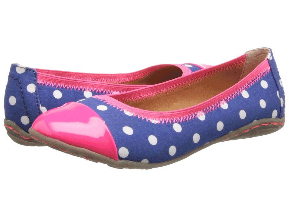 Kenneth Cole Reaction Kids Buck N Roll Girls Shoes (Pink)