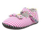 pediped Louisa Originals (Infant) (Bubblegum Stripe)