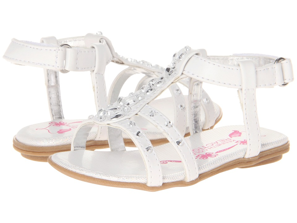 Kenneth Cole Reaction Kids Inner Bright 2 Girls Shoes (White)