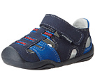 pediped Brice Grip 'n' Go (Toddler) (Navy) Boys Shoes
