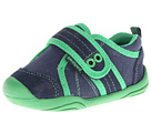 pediped John Grip 'n' Go (Toddler) (Navy/Green)
