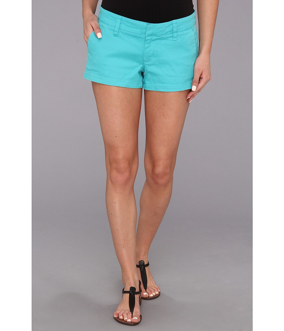 Hurley - Lowrider 2.5 Short (Bright Aqua) Women's Shorts