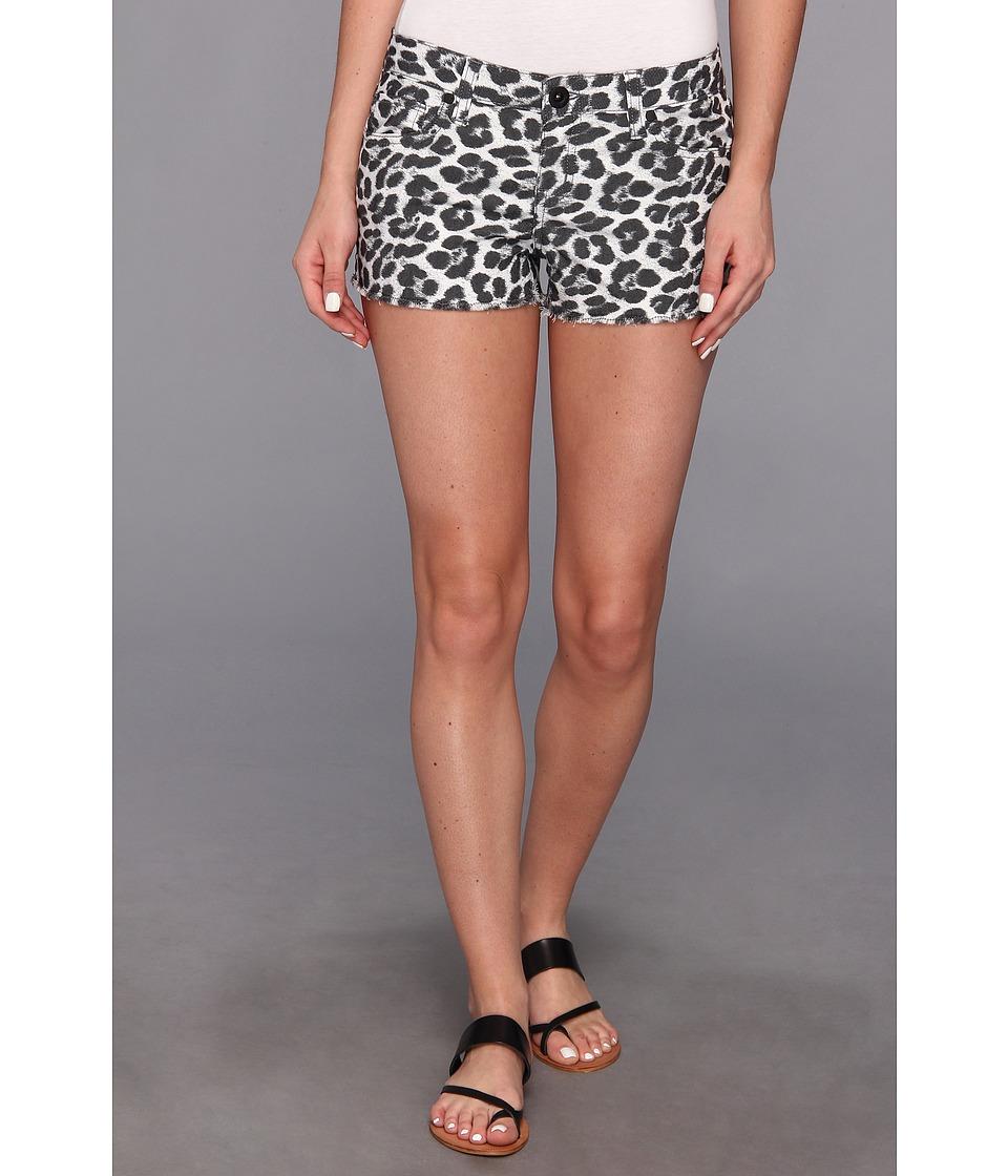 Hurley - 81 Cut Off Short (White) Women's Shorts