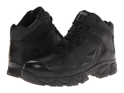 Bates Footwear - Delta Nitro-4 Boot (Black) Men