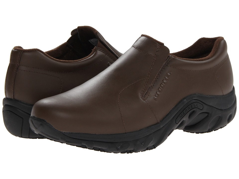 Merrell - Jungle Moc Pro Grip (Brown) Men