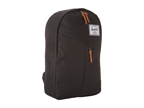 Herschel Supply Co. - Parker (Black/Khaki) Backpack Bags