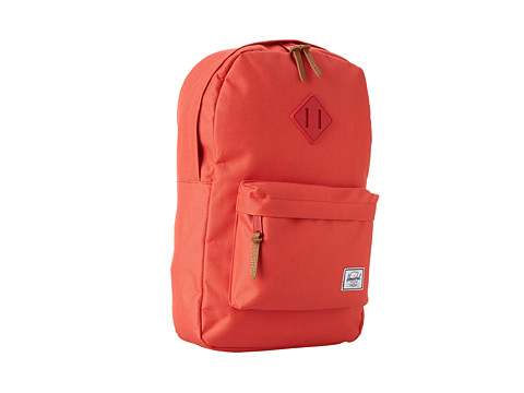 Herschel Supply Co. - Heritage Mid-Volume (Salmon Rubber) Backpack Bags
