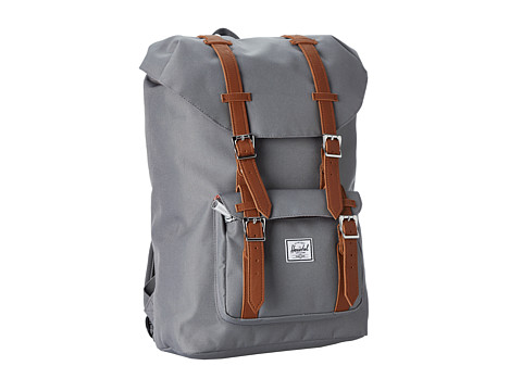 448561ea2ce ... Herschel Supply Co. Little America Mid-Volume (Grey) Backpack Bags. UPC  828432022069