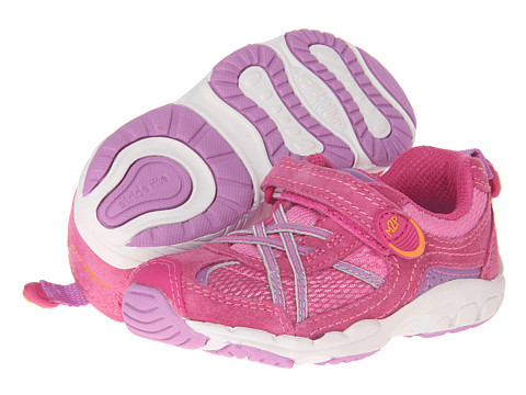 Stride Rite - M2P Baby Kathryn (Toddler) (Pink/Purple) Girl's Shoes