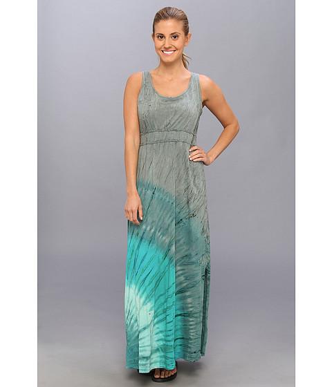Prana - Lorna Maxi Dress (Coal) Women