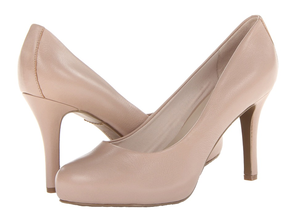 Rockport - Seven to 7 High Plain Pump (Taupe) High Heels
