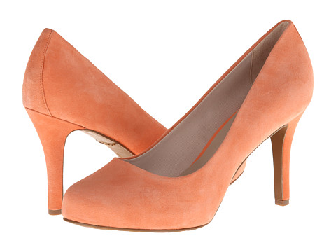 Rockport - Seven to 7 High Plain Pump (Melon) High Heels
