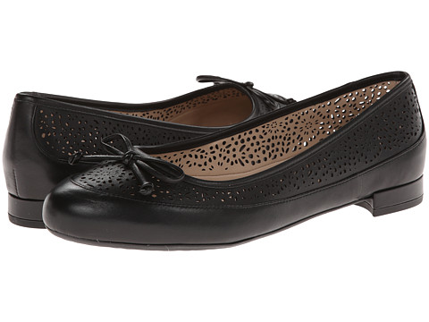 Rockport - Atarah Laser Cap Toe (Black) Women