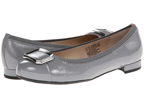 Rockport - Atarah Buckle Pump (Frost Grey) Women's Flat Shoes