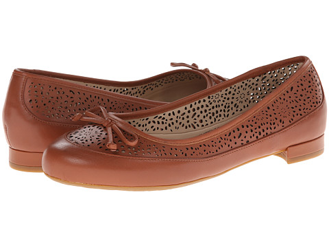 Rockport - Atarah Laser Cap Toe (Mocha Bis) Women's Flat Shoes