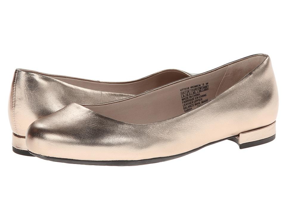 Rockport - Atarah Plain Pump (Skin) Women's Flat Shoes