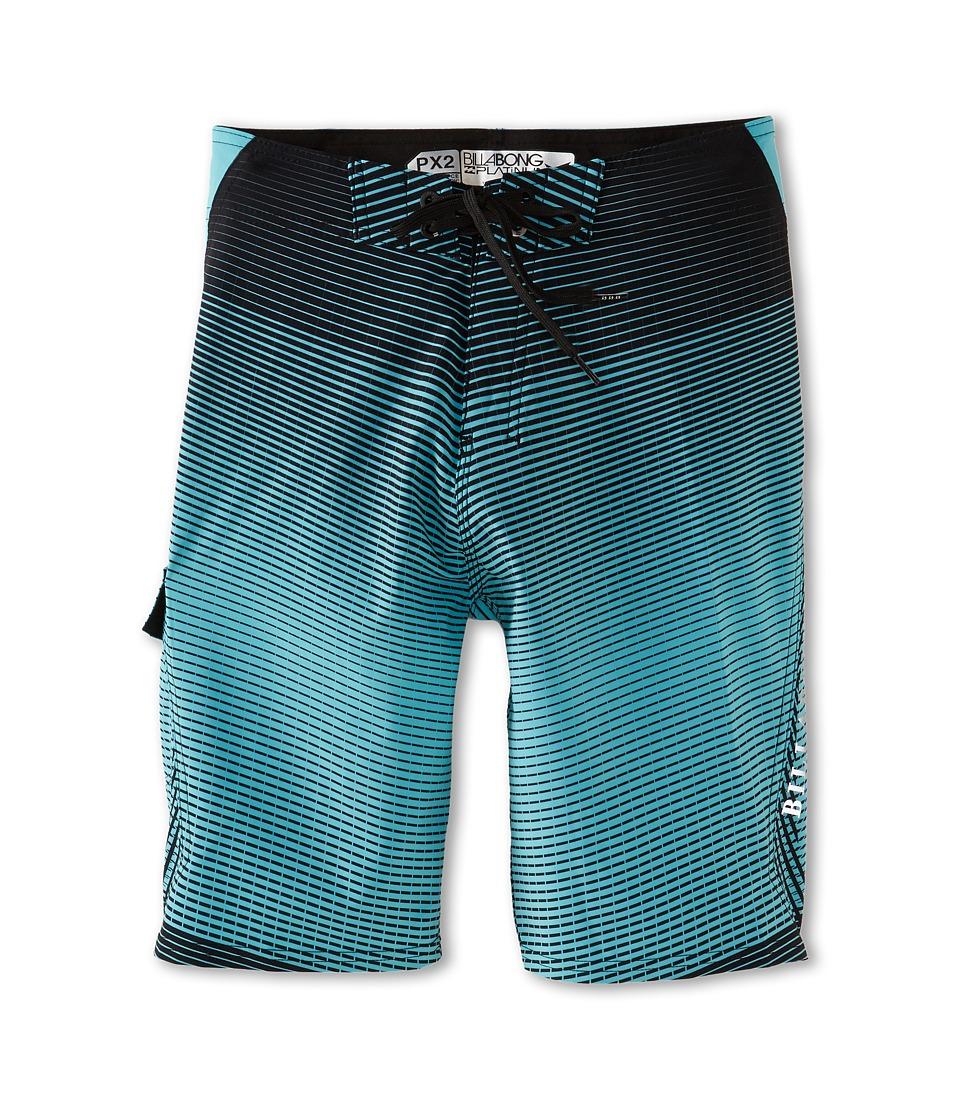 Billabong Kids Nucleus Boardshort Boys Swimwear (Black)