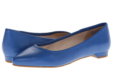 Rockport - Ashika Scooped Ballet (Princess Blue) Women's Flat Shoes