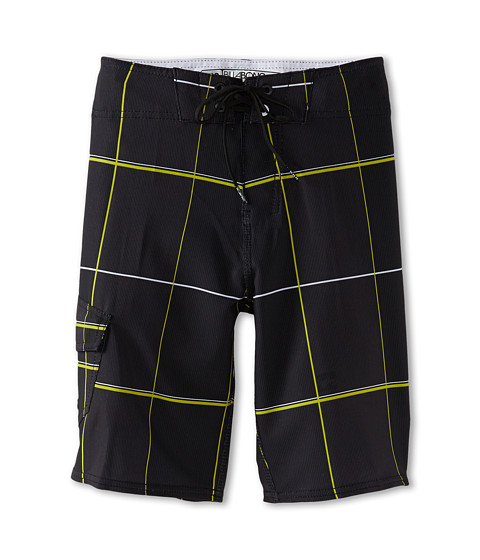 Billabong Kids - R U Serious Boardshort (Big Kids) (Black 2) Boy's Swimwear