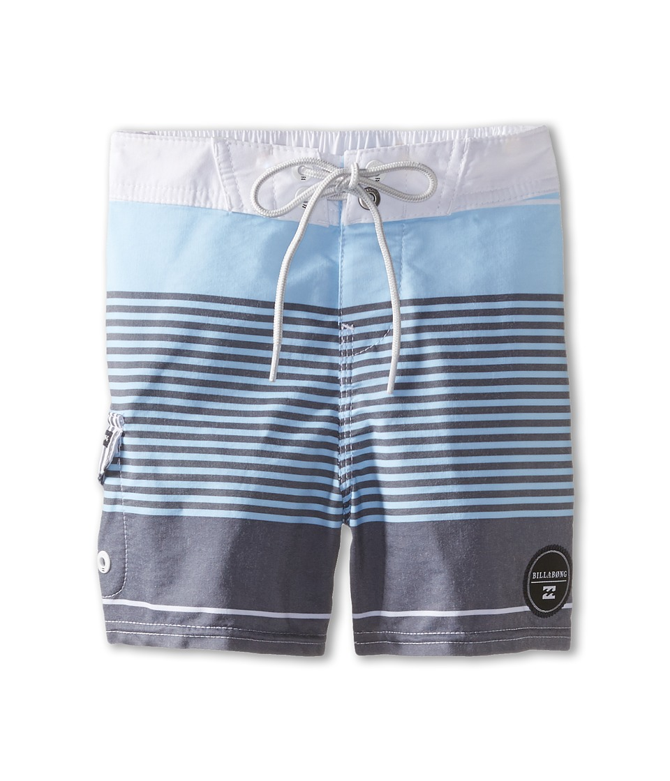 Billabong Kids Spinner Boardshort Boys Swimwear (Blue)