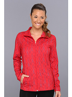 SALE! $24.99 - Save $64 on Merrell Lauley Full Zip (Cerise Print) Apparel - 71.92% OFF $89.00