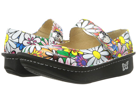 Alegria - Paloma Professional (Flower Power) Women's Maryjane Shoes