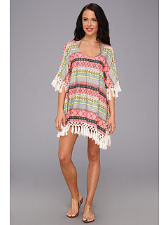 SALE! $16.99 - Save $38 on Rip Curl Bali Dancer Cover Up (Creamsicle) Apparel - 68.83% OFF $54.50