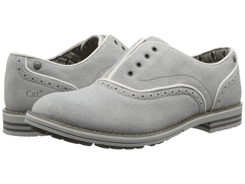 Caterpillar Casual - Swain (Light Grey) Women's Shoes