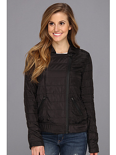 SALE! $44.99 - Save $55 on Hurley Parachute Pack Moto Jacket (Black) Apparel - 55.01% OFF $100.00
