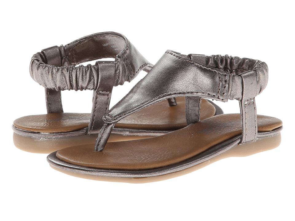 Kenneth Cole Reaction Kids Float On U Girls Shoes (Pewter)
