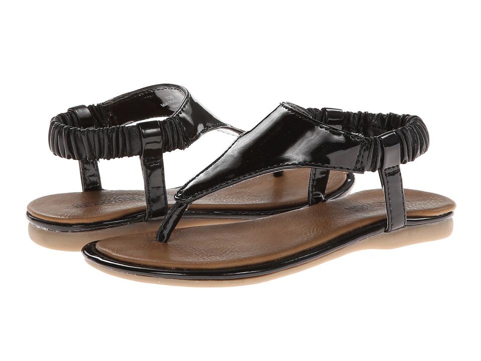 Kenneth Cole Reaction Kids Float On U Girls Shoes (Black)