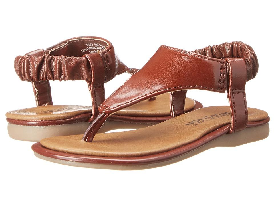 Kenneth Cole Reaction Kids Float On U Girls Shoes (Brown)