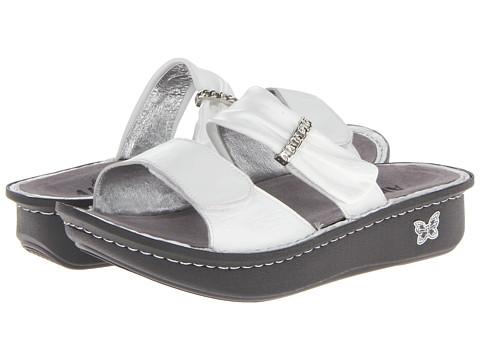 Alegria - Karmen (White) Women's Sandals
