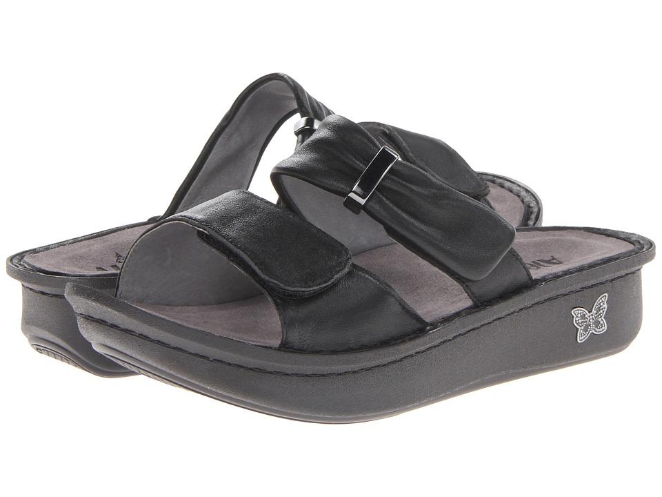 Alegria - Karmen (Black) Women's Sandals