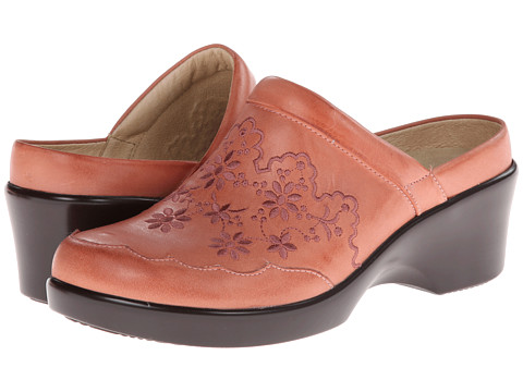 Alegria - Isabelle (Salmon Burnish) Women's Clog Shoes