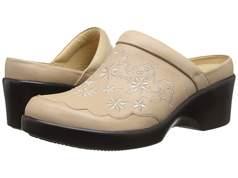 Alegria - Isabelle (Cream) Women's Clog Shoes